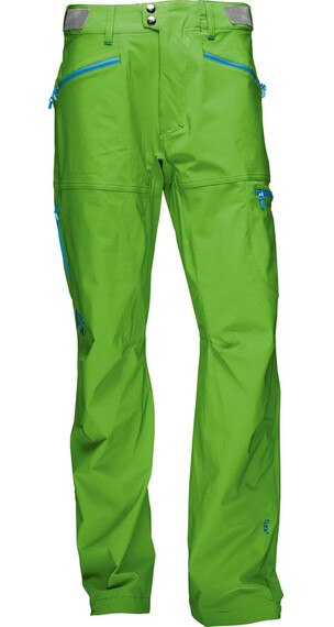 Norrøna M's Falketind Flex1 Pants Bamboo Green (3440)
